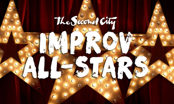 UP Comedy Club - North Side: The Second City's Improv All-Stars at UP Comedy Club
