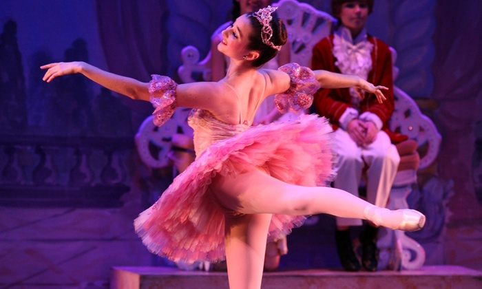 The Broad Stage at the Santa Monica College Performing Arts Center - Mid-City: The Nutcracker at The Broad Stage at the Santa Monica College Performing Arts Center
