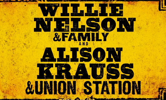 Greek Theatre - The Greek Theatre: Willie Nelson & Family, Plus Alison Krauss & Union Station at Greek Theatre