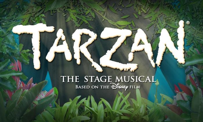 Plummer Auditorium - Downtown Fullerton: Tarzan at Plummer Auditorium