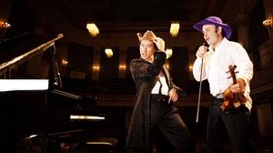 Arlene Schnitzer Concert Hall: Igudesman & Joo: BIG Nightmare Music at Arlene Schnitzer Concert Hall