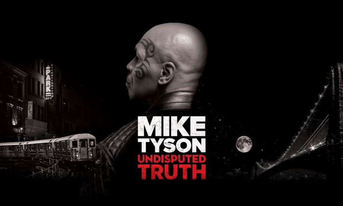 Brad Garrett's Comedy Club - The Strip: Mike Tyson: Undisputed Truth -- Live On Stage