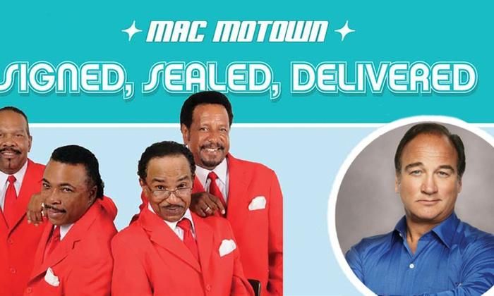 McAninch Arts Center - Danada: MAC Motown: Signed, Sealed, Delivered at McAninch Arts Center