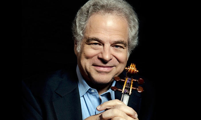 Boston Symphony Hall - East Lexington: Itzhak Perlman: 20th Anniversary of In the Fiddler's House at Boston Symphony Hall
