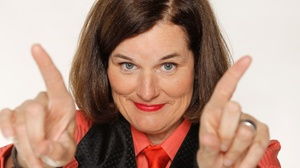 Carnegie of Homestead Music Hall: Comedian Paula Poundstone at Carnegie of Homestead Music Hall