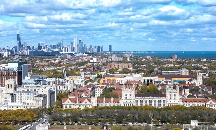 A Taste of Hyde Park - Far South Chicago: Intro to Hyde Park Walking Tour at A Taste of Hyde Park
