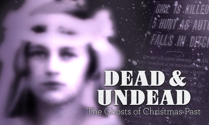 Chicago Hauntings Tour - Near North Side: Dead & Undead: The Ghosts of Christmas Past at Chicago Hauntings Tour