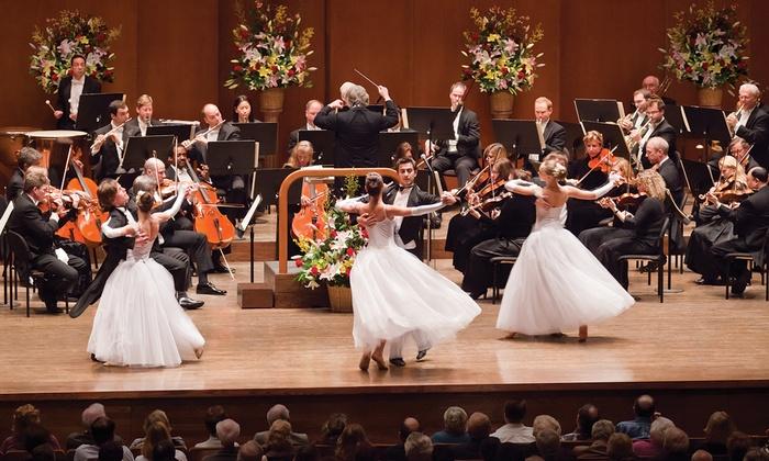 Kimmel Center - Verizon Hall - Merriam Theater: Salute to Vienna New Year's Concert at Kimmel Center - Verizon Hall