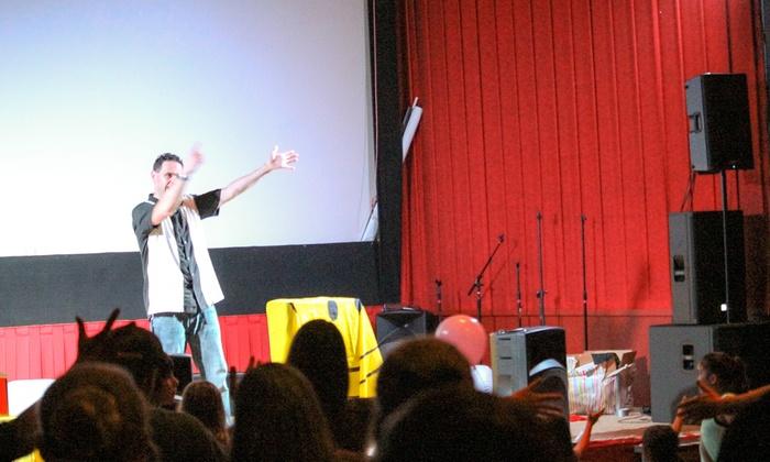 ComedySportz San Jose - Downtown San Jose: Magician Pete G. -- A New Friend at ComedySportz San Jose
