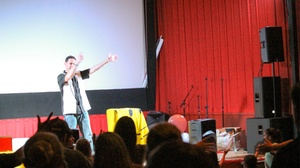 ComedySportz San Jose: Magician Pete G. -- A New Friend at ComedySportz San Jose