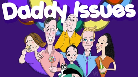 Daddy Issues at Davenport Theatre