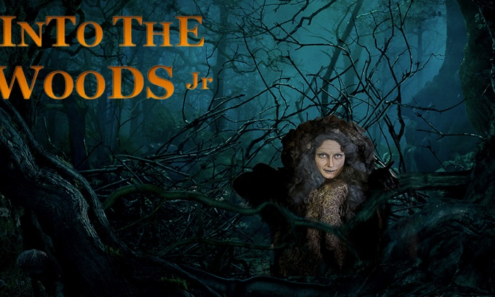 Woodland Opera House - Northstar: Into the Woods, Jr. at Woodland Opera House