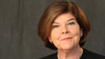 ABC White House Correspondent Ann Compton at California Theatre