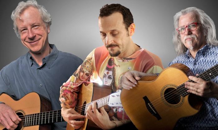 Hopkins Center for the Arts - Main Theatre - Minnetonka - Hopkins: Guitar Masters Trio at Hopkins Center for the Arts - Main Theatre