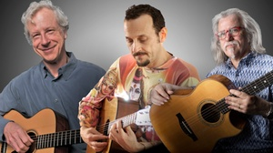 Hopkins Center for the Arts - Main Theatre: Guitar Masters Trio at Hopkins Center for the Arts - Main Theatre