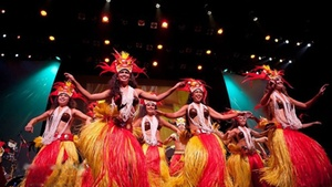 Fuzion Entertainment Center: A Journey Through the South Pacific Dinner and Show at Fuzion Entertainment Center