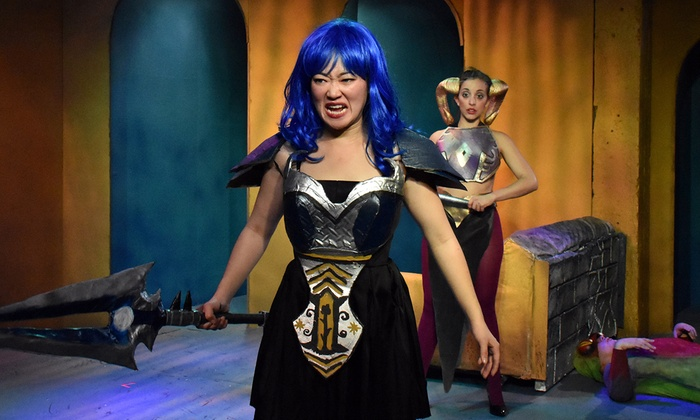 Custom Made Theatre - Downtown San Francisco-Union Square: In Love and Warcraft at Custom Made Theatre