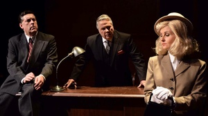 Avon Players Theatre: Witness for the Prosecution at Avon Players Theatre