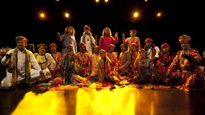 Wortham Theater Center - Cullen Theater: The Spirit of India at Wortham Theater Center - Cullen Theater