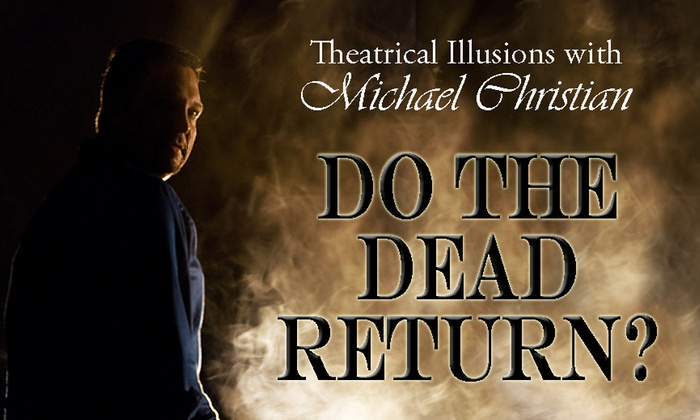 North Mountain Baptist Church - North Mountain: Do the Dead Return? at North Mountain Baptist Church