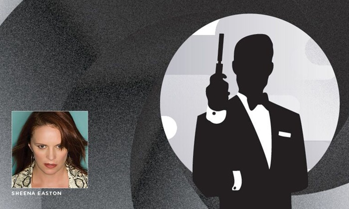 Davies Symphony Hall - Davies Symphony Hall : The Spy Who Loved Me: Music from the Bond Films & Favorite Spy Movie Themes at Davies Symphony Hall