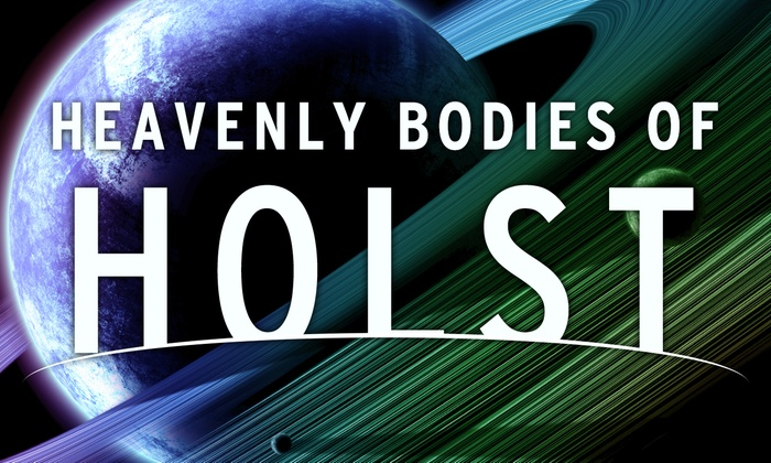 McAninch Arts Center - McAninch Arts Center at the College of DuPage: New Philharmonic: Heavenly Bodies of Holst at McAninch Arts Center