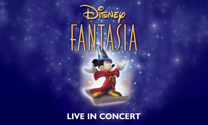 Grand Theater - Montauk: Disney's Fantasia: Live in Concert at Grand Theater