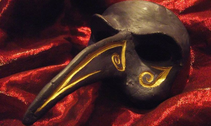 Phoenix Theater - Lowry Hill East: Masq: A Half Masked Family Holiday Show at Phoenix Theater