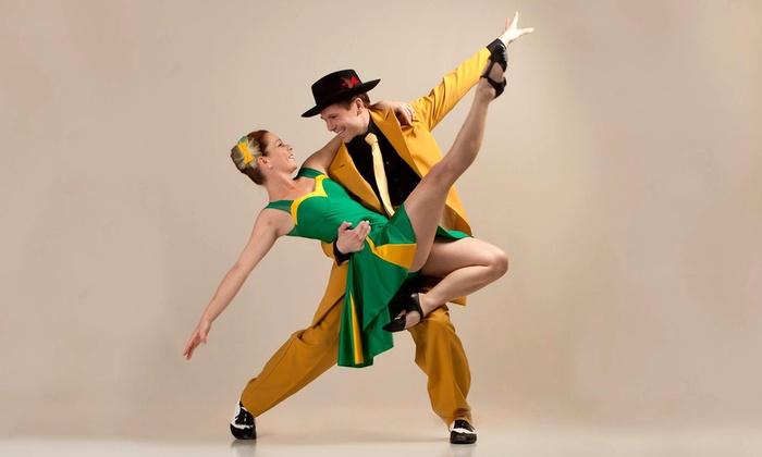 Del Valle Theatre - Del Valle Theatre: Diablo Ballet's A Swingin' Holiday and More at Del Valle Theatre