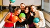 $16 for 1 Hour of Bowling - for up to 4 people (Reg. $32)