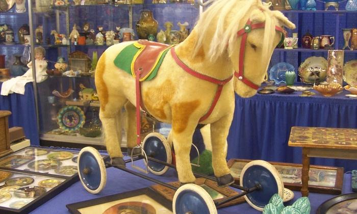 Utah State Fair Park  - Fairpark: Salt Lake Antiques Show at Utah State Fair Park