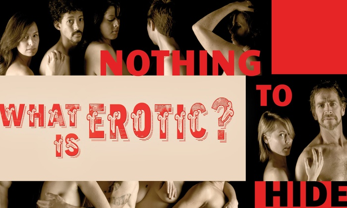 Montgomery Theater - Montgomery Theater: What Is Erotic? Valentines Performance at Montgomery Theater