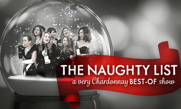 PianoFight  - Tenderloin: The Naughty List: A Very Chardonnay Best of Show at PianoFight