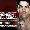 Bellator MMA 147: Thomson vs. Villaseca