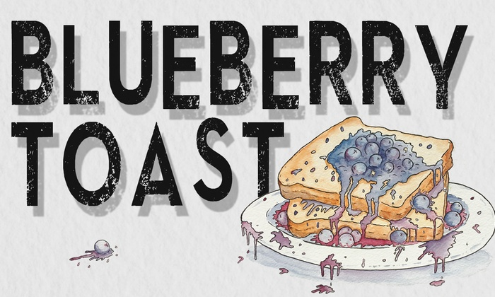 Athenaeum Theatre Studio One - North Side: Blueberry Toast at Athenaeum Theatre Studio One