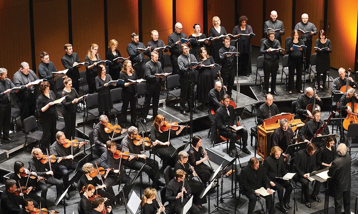 Harris Theater for Music and Dance in Millennium Park - Downtown: Chicago Bach Project: Mass in B Minor BWV 232 at Harris Theater for Music and Dance in Millennium Park
