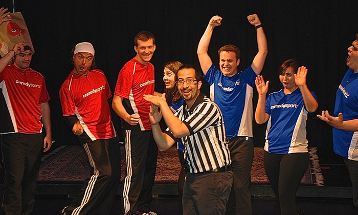 The Riot Theater - Jamaica Plain: ComedySportz at the Riot Theater