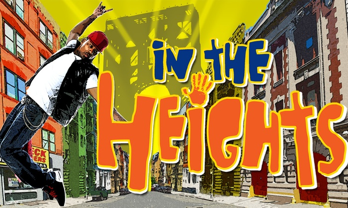 Harlem Repertory Theatre  - East Harlem: In the Heights