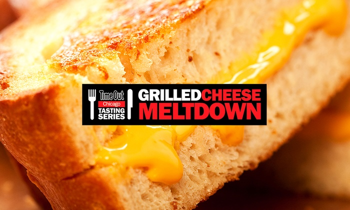 1st Ward at the Chop Shop - Wicker Park: Grilled Cheese Meltdown Presented by Time Out Chicago at 1st Ward at the Chop Shop