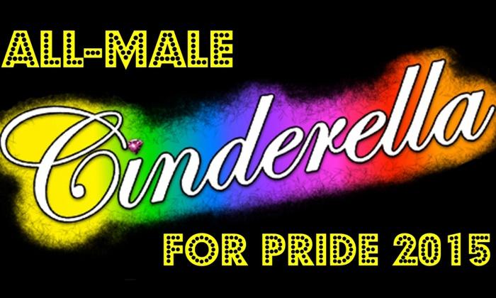 Santa Monica Playhouse - Downtown Santa Monica: All-Male Cinderella for Pride 2015 at Santa Monica Playhouse