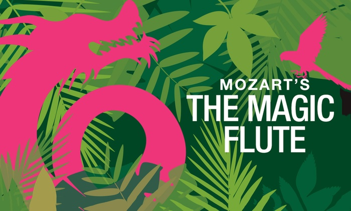 Jordan Hall at New England Conservatory - Fenway - Kenmore - Audubon Circle - Longwood: Boston Baroque: Mozart's The Magic Flute at Jordan Hall at New England Conservatory