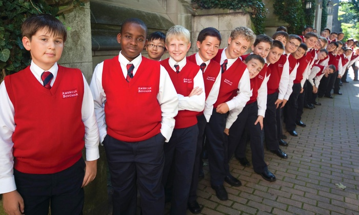 The Centre for Performing and Visual Arts of Coweta County - Summerlin: American Boychoir Chorus at The Centre for Performing and Visual Arts of Coweta County