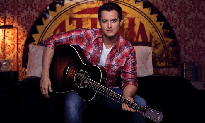 City National Grove of Anaheim - Orange County: Country Singer Easton Corbin at City National Grove of Anaheim