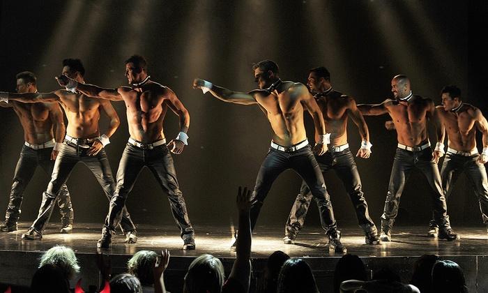 Celebrity Theatre - Celebrity Theatre: Chippendales Break the Rules Tour at Celebrity Theatre