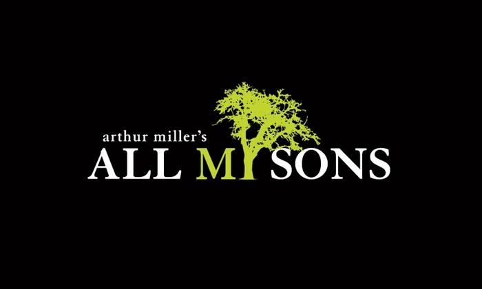 Bloomington Center for the Arts  - Black Box Theater - East Bloomington: All My Sons at Bloomington Center for the Arts - Black Box Theater