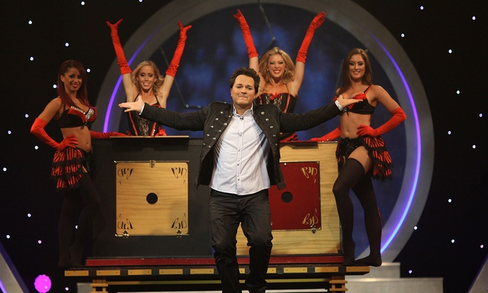 Revolution Hall - Buckman: Masters of Illusion: Believe the Impossible at Revolution Hall