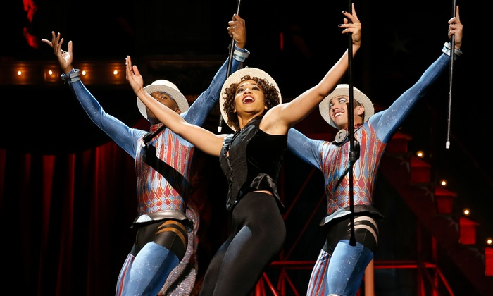 Kimmel Center - Academy of Music - Avenue of the Arts South: Pippin at Kimmel Center - Academy of Music
