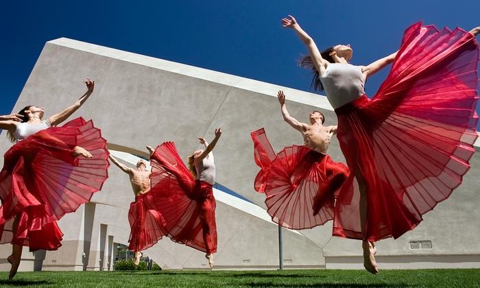 Del E. Webb Center for the Performing Arts - Phoenix: RIOULT Dance NY at Del E. Webb Center for the Performing Arts