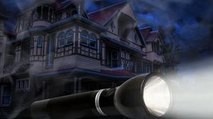 Winchester Mystery House: Winchester Mystery House Flashlight Tour at Winchester Mystery House