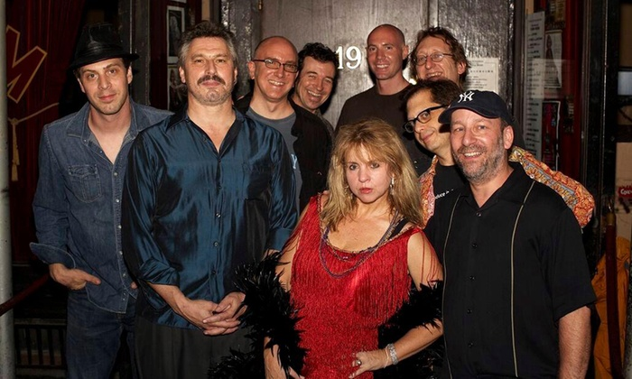 Cafe Wha? - Downtown Manhattan: Swamp Gumbo: New Orleans Mardi Gras Band at Cafe Wha?
